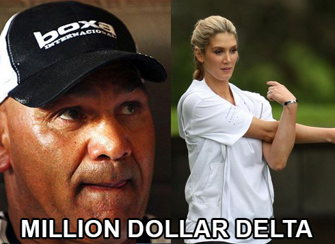 Delta Goodrem joins Team Mundine