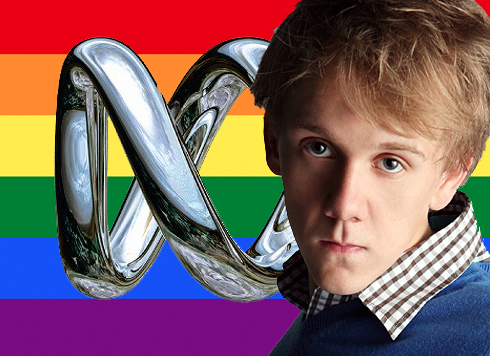 "Josh Thomas linked to ""anti-gay"" ABC show"
