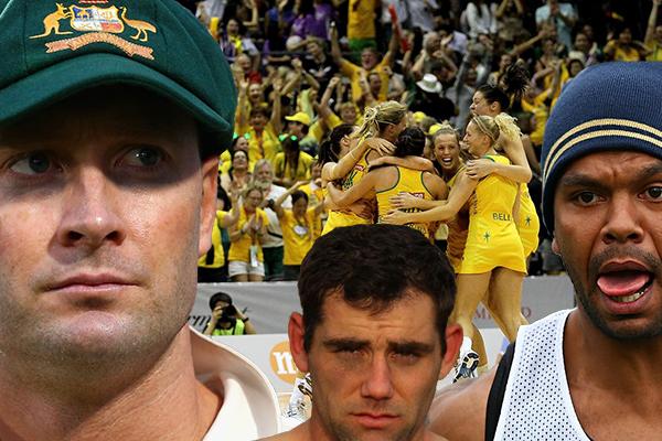 Why men are destroying women's sport