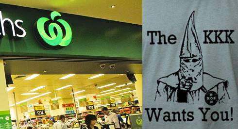 Woolworths pulls another controversial tee shirt