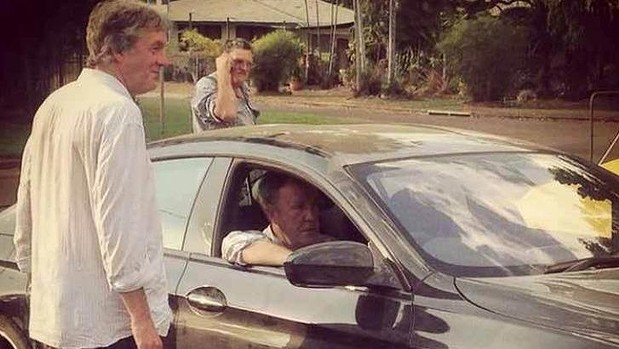 Jeremy Clarkson allegedly arrested in Northern Territory