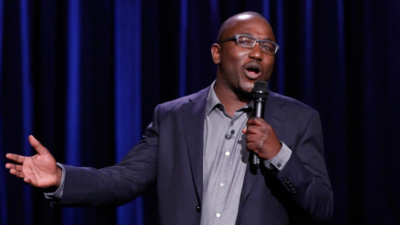 Hannibal Buress, the C-list comedian credited with bringing Bill Cosby under the spotlight