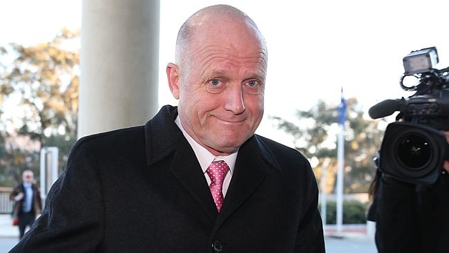 Senator David Leyonhjelm hosted a summit last weekend at his property near Mudgee in western NSW.