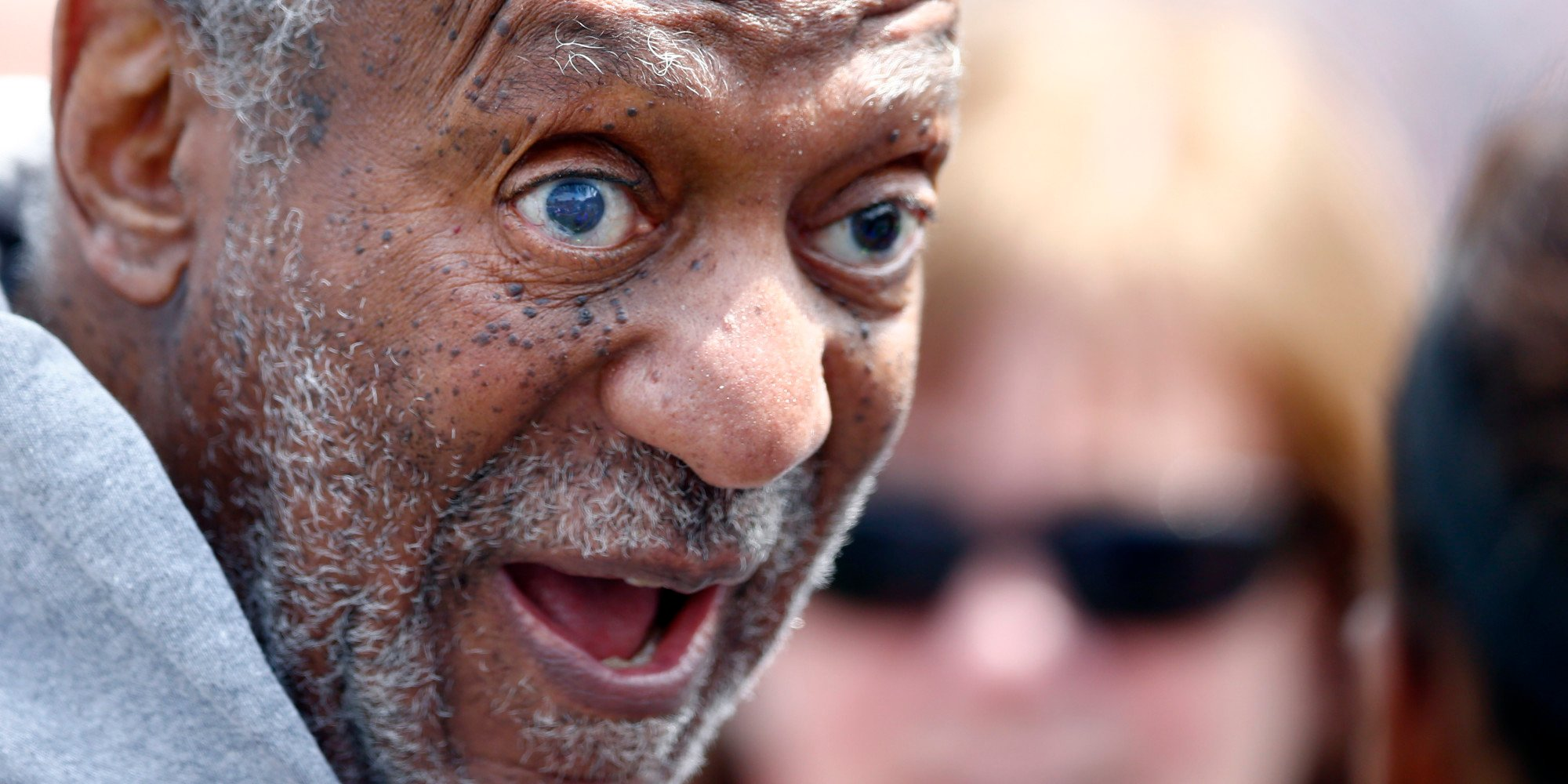 Bill Cosby has not yet taken any of the rape allegations seriously, stating the alleged victims are just being 'goofballs'