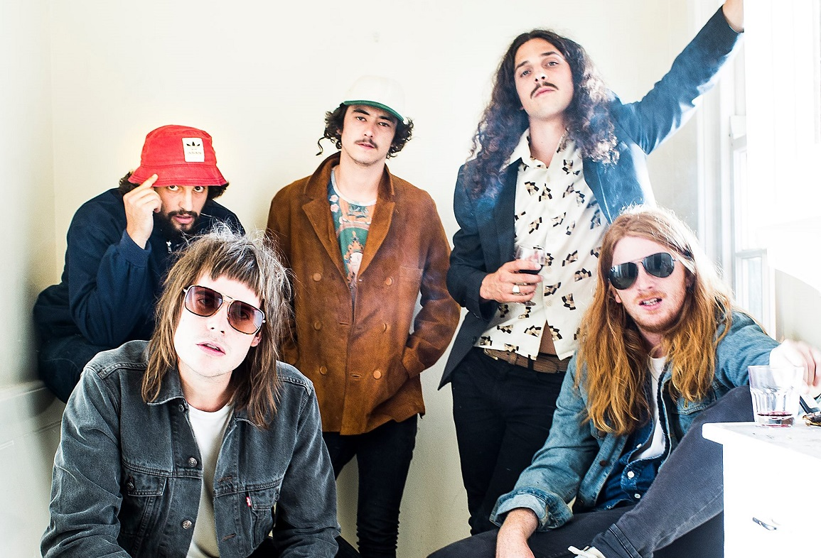 Sticky Fingers, Gen-Y rock group and die-hard Balmain Tiger's fans