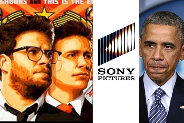 "Obama has finally commented on the Sony Hack – ""James Franco is lame"""