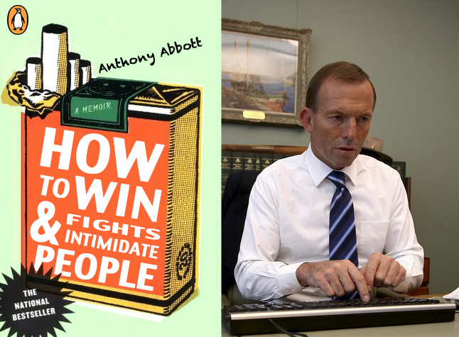 Abbott memoir leaked as publishing giant comes under fire