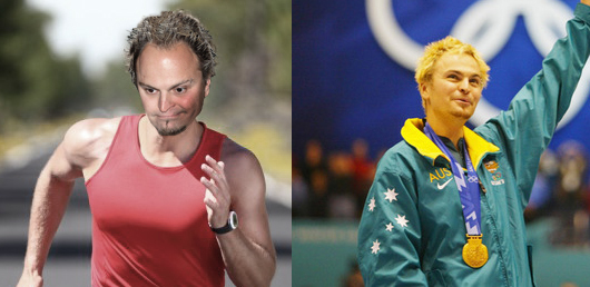 """It's Rio or bust!"" – Steven Bradbury's olympic marathon dream"