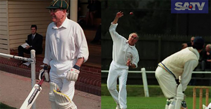 John Howard's Record Innings Dogged By Repeated Chucking Allegations