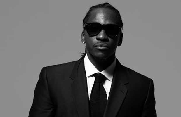 Fellow Rapper and G.O.O.D Music signee, Pusha-T features heavily on YeezMas
