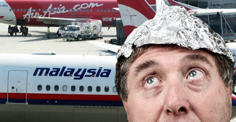 Conspiracy theorists around the world have caused a global shortage of tin foil - as millions begin to fashion hats out of the soft metal.