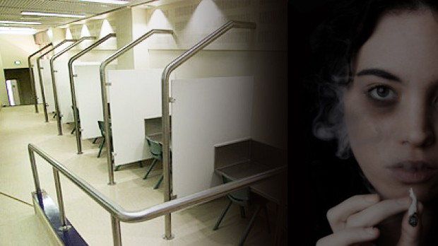 NSW Government Gives Green Light To Marijuana-Inhaling Rooms