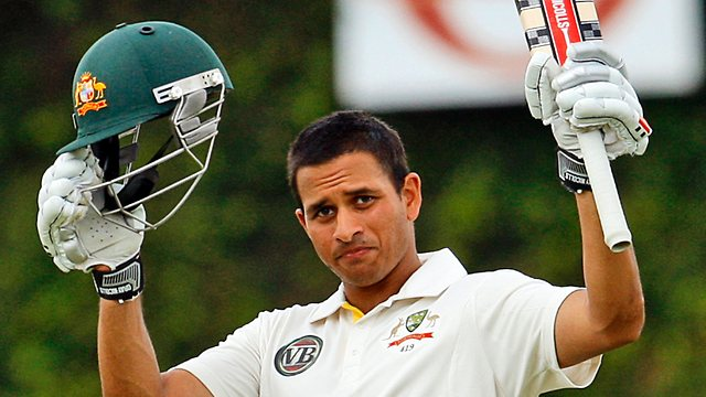"Proud Aussie cricketing sensation - Usman Khawaja is the Pakistani-born Australian Cricketer. Despite his undeniable love for represent Australia, Usman was subject to a far stricter selection process than the English-side do with their ""tourist visas"""