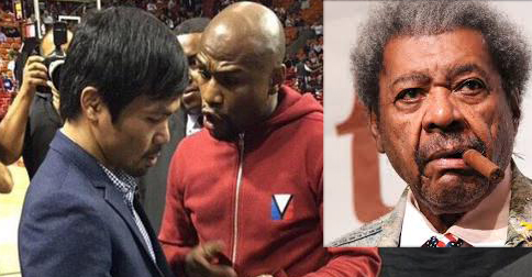 Thrilla in Manila II: Mayweather agrees, only one condition
