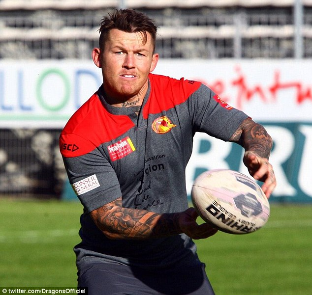 The undeniably talented Todd Carney impresses French clubmen and coaches while in exile at his new  club, the Catalans Dragons.