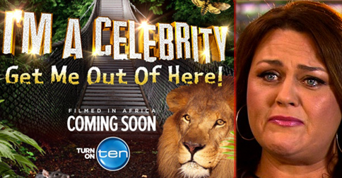 """BREAKING: Chrissie Swan fired from the set of """"I'm A Celebrity … Get Me Out Of Here!"""""""