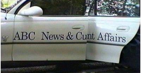 ABC budget cuts claim iconic news and current affairs department