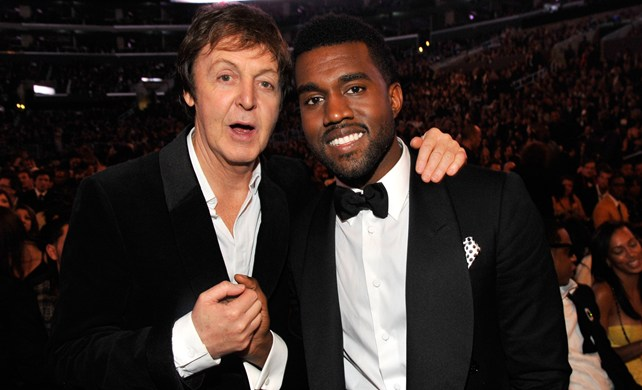 """Better than John Lennon"" – McCartney commends Kanye's genius"