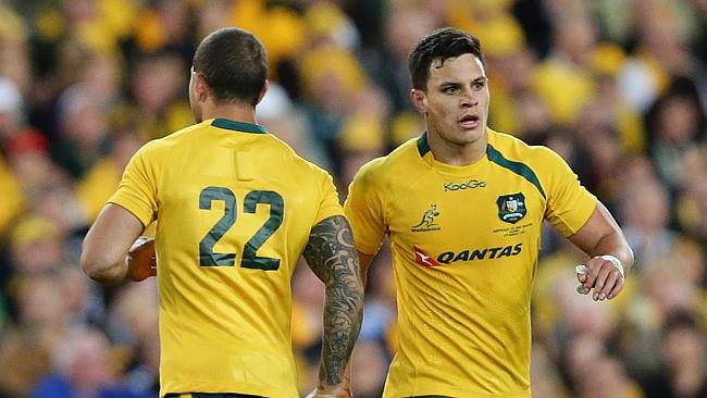 Perry's boyfriend, Matt Toomua is known for his temper and has not held back with his upset over her selection