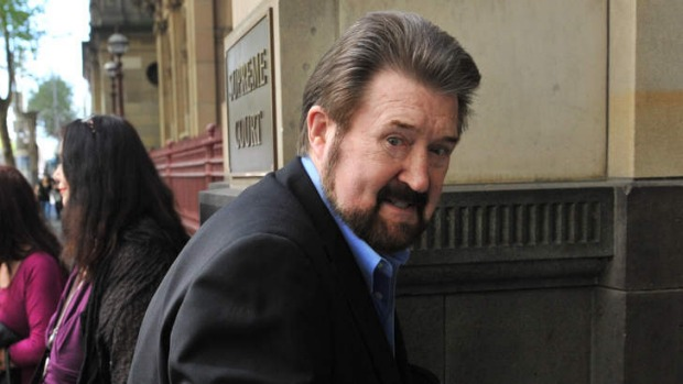 Radio presenter Derryn Hinch has called the Prime Minister out on national radio, again. PHOTO: Herald Sun/Melbourne