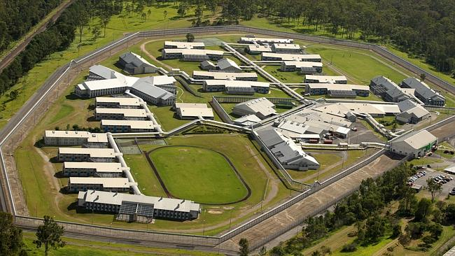 "Arthur Gorrie Correctional Centre, another famous ""training centre"" for young offenders"