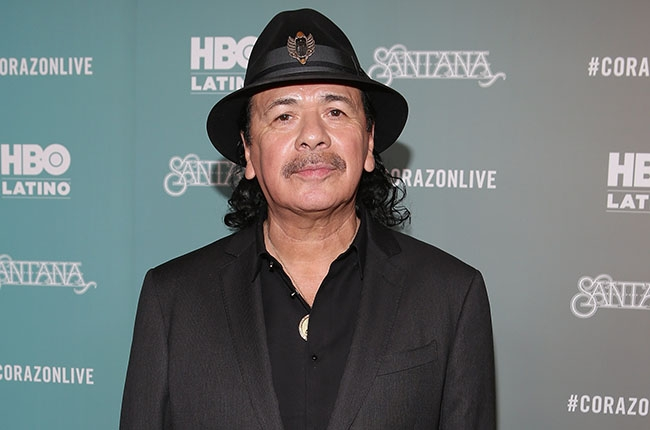 "Grammy-winning musician Carlos Santana has been cast as both ""Johnny-23"" and lead villain ""Cyrus Grissom"""
