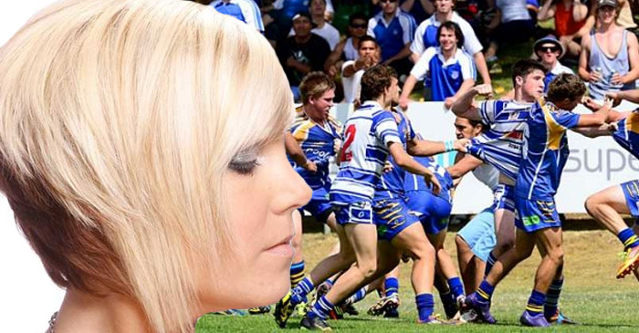 Town Bans Anti-Social Hairstyle From Sidelines Of Junior Rugby League Matches