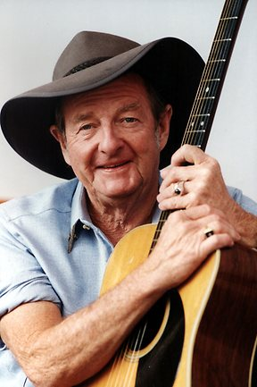 "The ""Cattle Camp Crooner"" Slim Dusty. A personal hero of both Katter and Windsor"