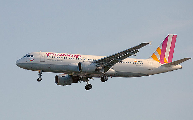 A Germanwings A320 - the same model that was utilised by Andreas Lubitz in his terrifying act of poor mental health