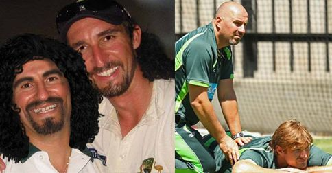 Alex Kountouris says he doesn't regret losing his hair over Shane Watson's numerous injuries