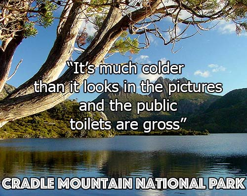 Cradle Mountain Image
