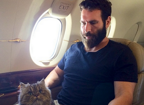 "Dan Bilzerian opens up about his crippling ""mummy issues"""