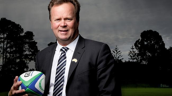 ARU boss, Bill Pulver is 100% behind the iniative to help house and groom the horses owned by star players