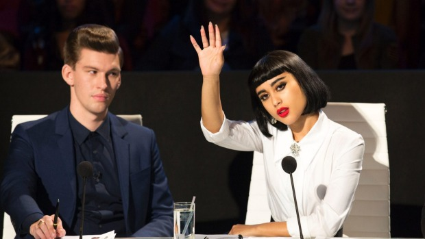 Two British entertainers have raised their profile by belittling an amateur Kiwi singer on national television. SOURCE: TV3 NZ