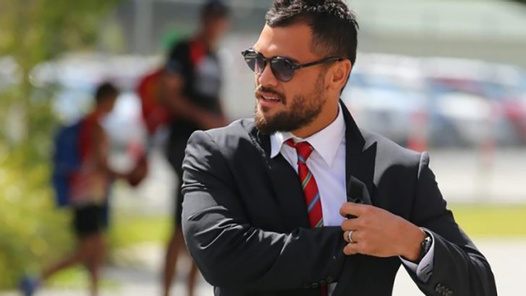 Under the program, Karmichael Hunt would not be able to access his livestock for up to six weeks