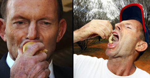 "PM condemns Aboriginal lifestyles – ""I prefer raw onions over witchetty grubs"""