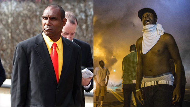 Why Australia is better than the USA at killing unarmed black men