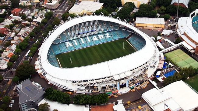 A Sydney man has been disguising himself as a sports journalist to gain free access to the SCG and Allianz Stadium. PHOTO: Stock Images