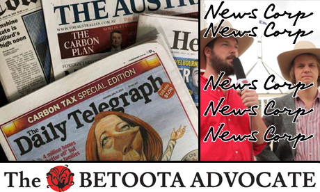 Murdoch offers Betoota Advocate big bucks to join Australian News Corp stable