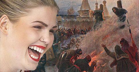 Belle Gibson to be burned at the stake after successful witch-hunt