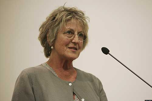 Germaine Greer has lashed out at suggestions that women are able to assemble IKEA furniture. PHOTO: Aaron Frog/Times of London