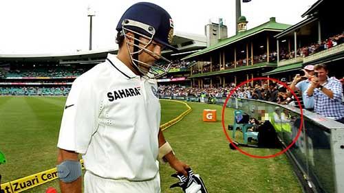 JP was present on Sachin Tendulkar's final match in Australia. PHOTO: FairfaxMedia