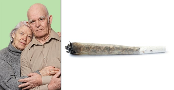 Elderly Couple Still A Bit Confused About That 'Cigarette' They Shared At Bluesfest