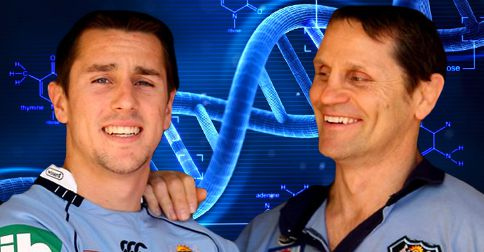 NSW Blues coach Laurie Daley rewards hard work, superior genetics in selecting Origin team