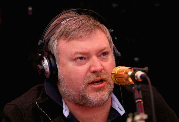 Radio shock jock Kyle Sandilands is reportedly eyeing off a move to federal politics. PHOTO: Supplied.