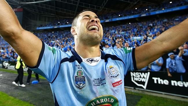 An emotional series win for NSW in 2014 has ensured that this year's State Of Origin will be the most popular program of 2015