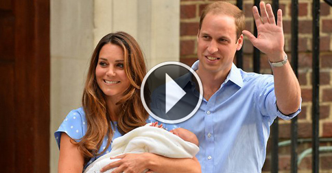 The Royal Princess Has A Name… And It Sounds Very Aussie!