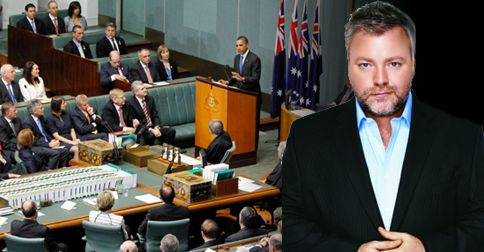 Shock Jock Kyle Sandilands Considers Move To Federal Politics