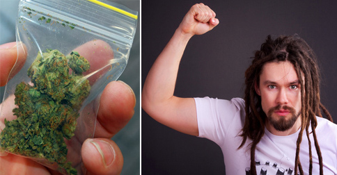 Study Finds Marijuana Makes People Care About Weird Shit