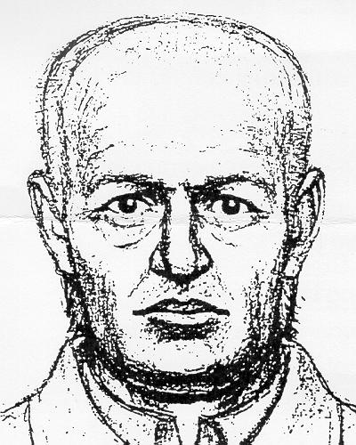 The Bathurst Police Sketch Artists Interpretation
